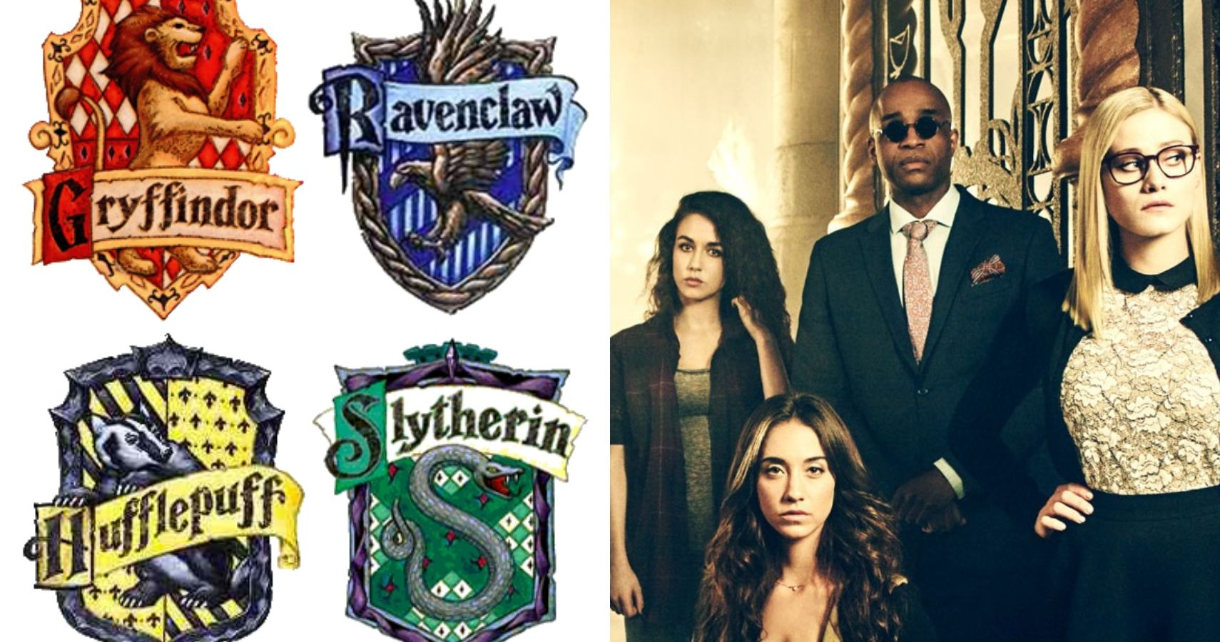 Six Greatest Problems Concerning Ilvermorny Sorting Quiz